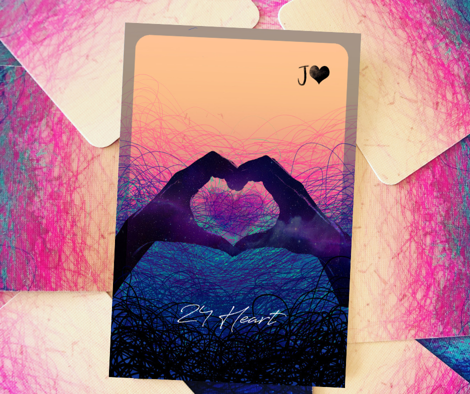 Polly's Sunset Lenormand