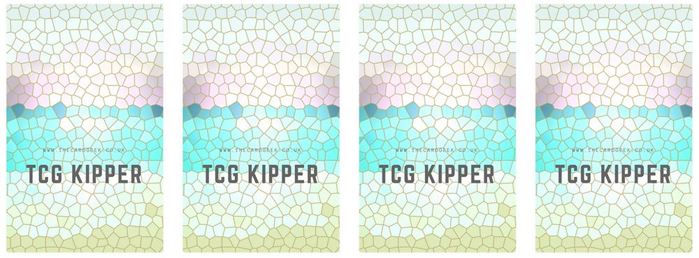 What It Is Spread - Kipper Cards - Kipperkarten