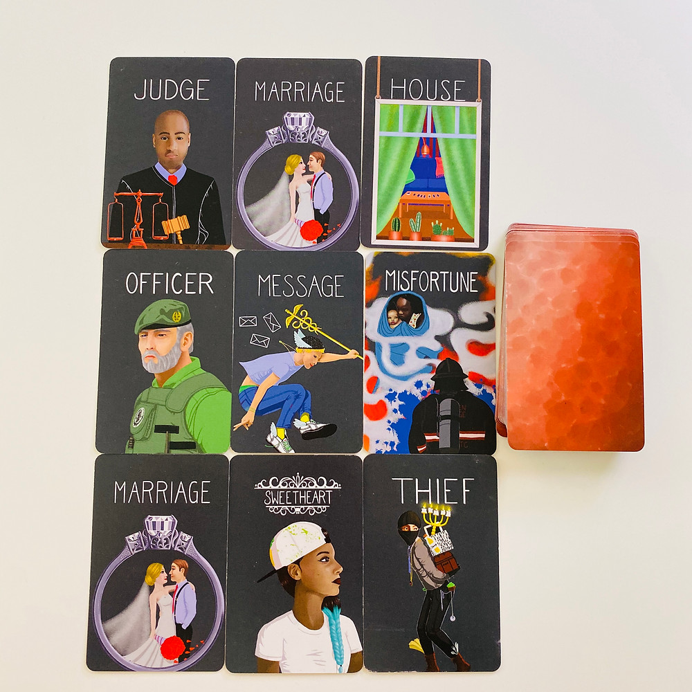 The Card Geek's Gypsy Cards
