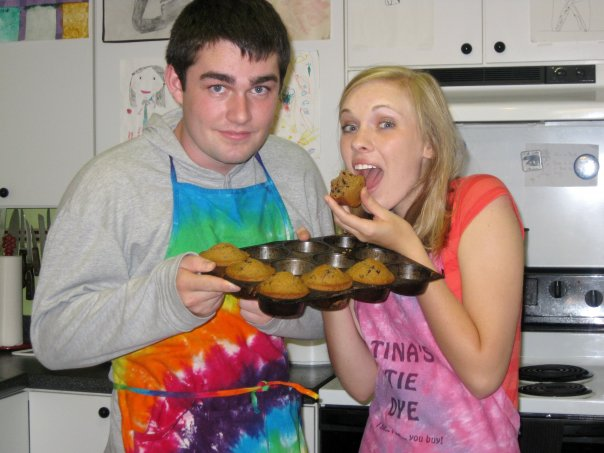 Muffins taste better