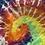 Thumbnail: Classic Rainbow Swirl Bandana