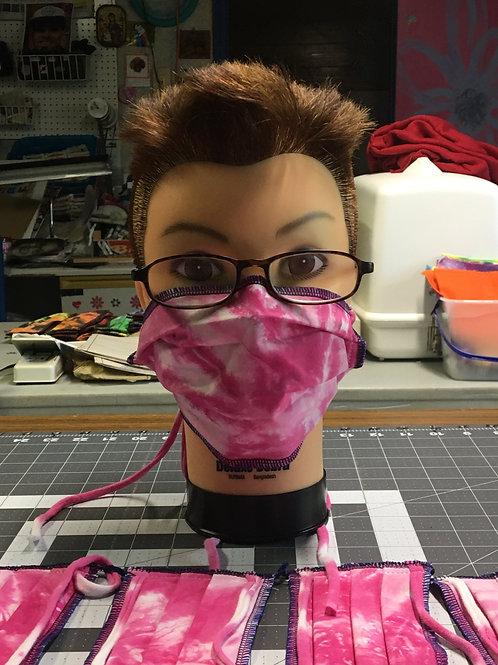 Shades of Pink Mask