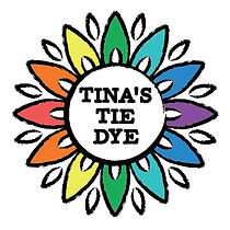 Tinas Tie Dye new logo Full-BlackOutline