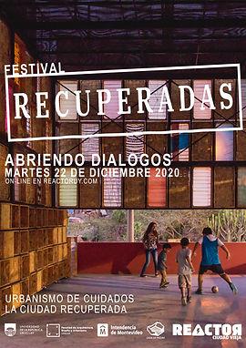 2020_Festival recuperadasabriendodialogo
