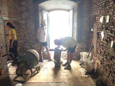 Recuperación Casa de Piedra