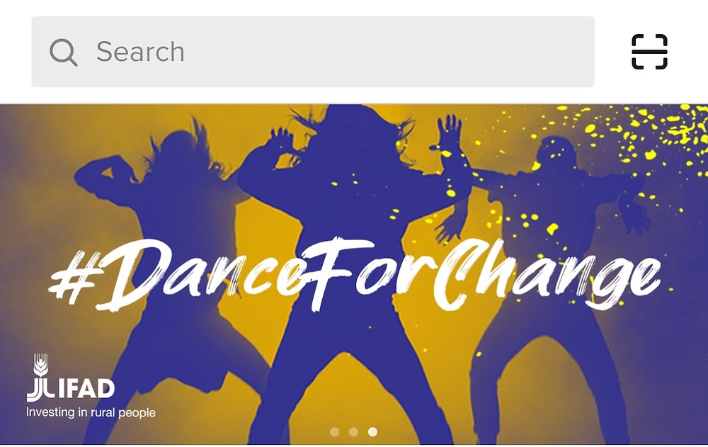 TikTok Hashtag Challenge Dance For Change