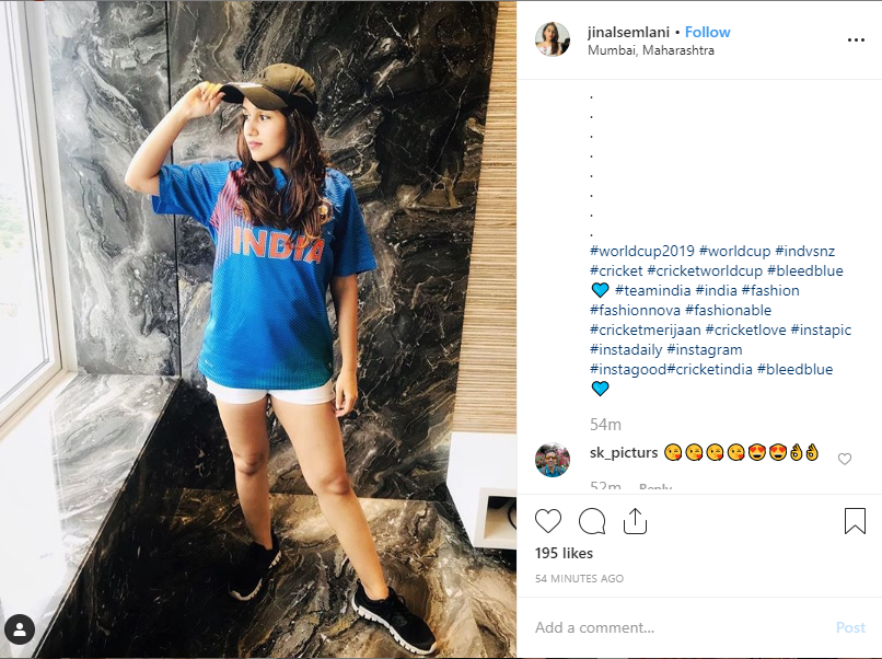 example of instagram hashtags