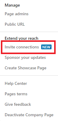 Linkedin Invite Connections