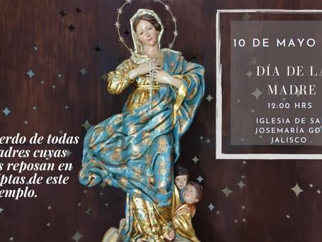 Santa Misa 10 de mayo