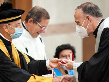 Inauguración del Año Académico en Roma: el don de la unidad
