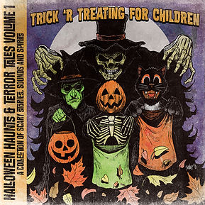 HH and TT Vol 1 - Trick or Treating for