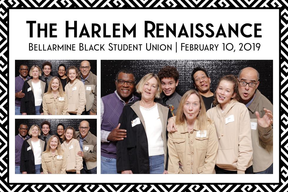 Bellarmine Black Student Union - The Harlem Renaissance (Output Images)