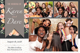 Mediatrix Photo Booth | Personalized Template