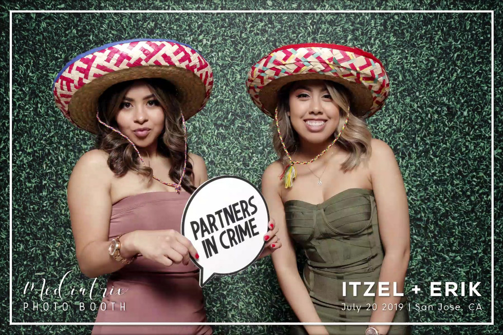 Itzel & Erik's Wedding (GIFS)