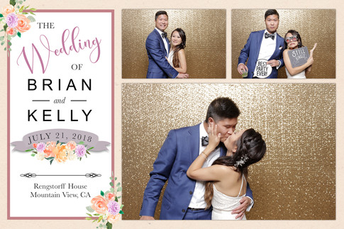 Brian & Kelly's Wedding (Output Images)