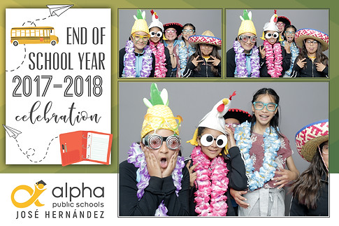 End of School Year - Alpha Jose Hernandez (Output Images)