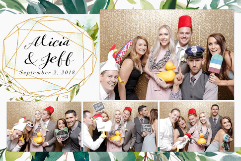 Alicia & Jeff's Wedding (Output Images)