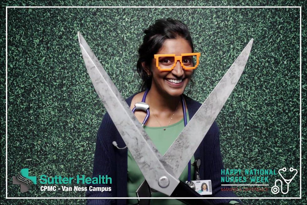 Nurses Week 2019 - Sutter Health CPMC Van Ness (GIFS)