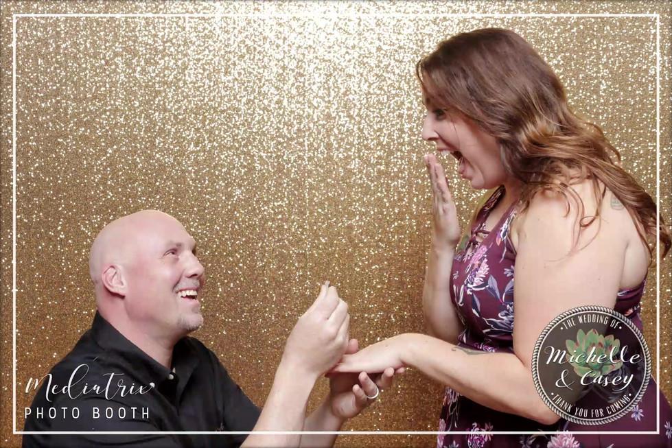 Michelle & Casey's 10 Years Wedding Anniversary (GIFS)