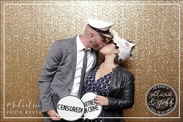 Alicia & Jeff's Wedding (GIFS)