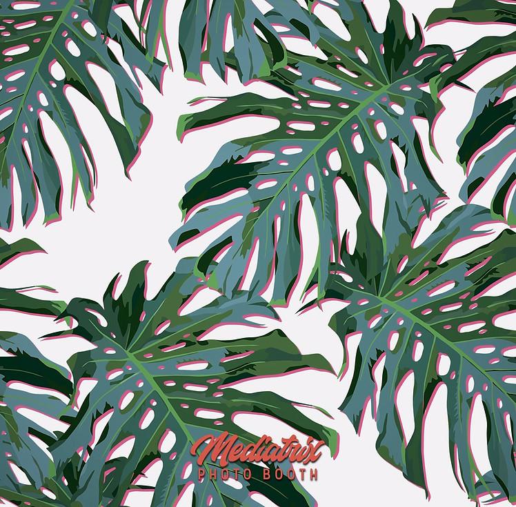 Premium Palm Leaves (Pillowcase)