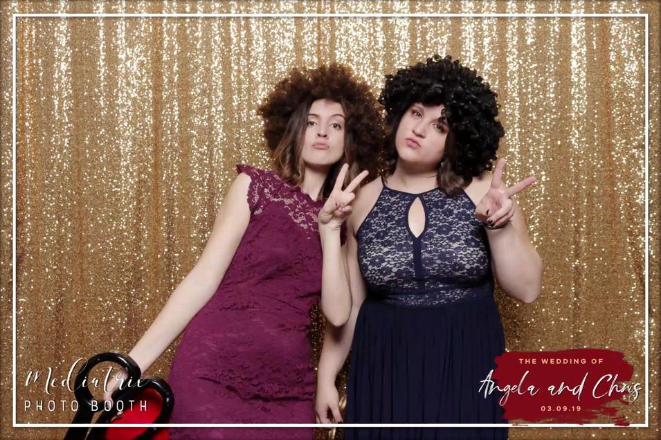 Angela & Chris' Wedding (GIFS)