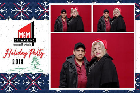 Output MGM Drywall, INC. Holiday Party 2