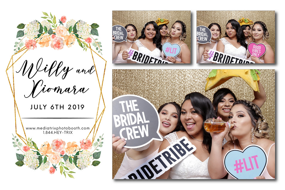 Willy & Xiomara's Wedding (Output Images)