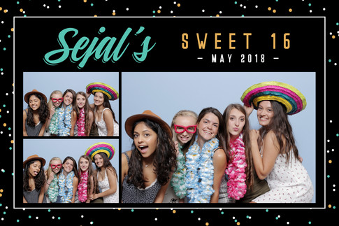 Sejal's Sweet 16 (Output Images)