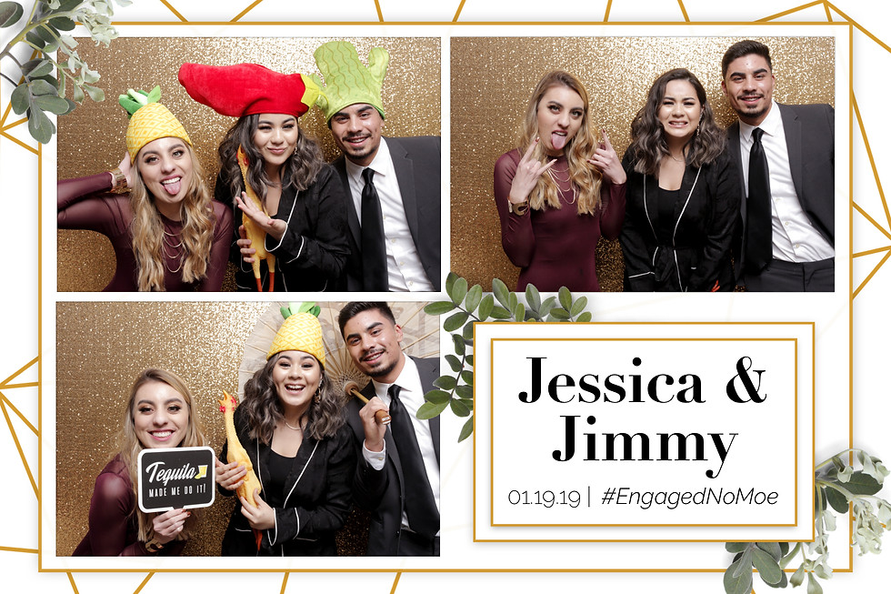 Jessica & Jimmy's Wedding (Output Images)