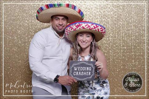 Alyssa & Rene's Wedding (GIFS)