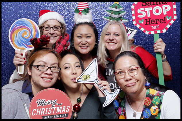 SVB Global Services Holiday Lunch