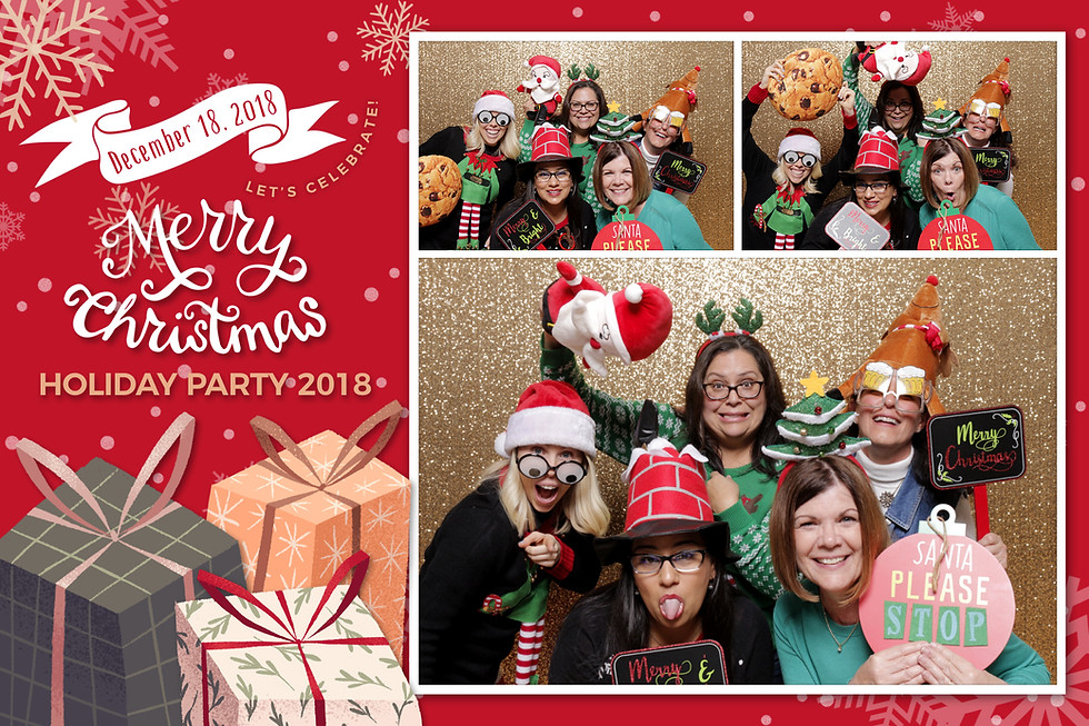 BCP's Holiday Party 2018 (Output Images)