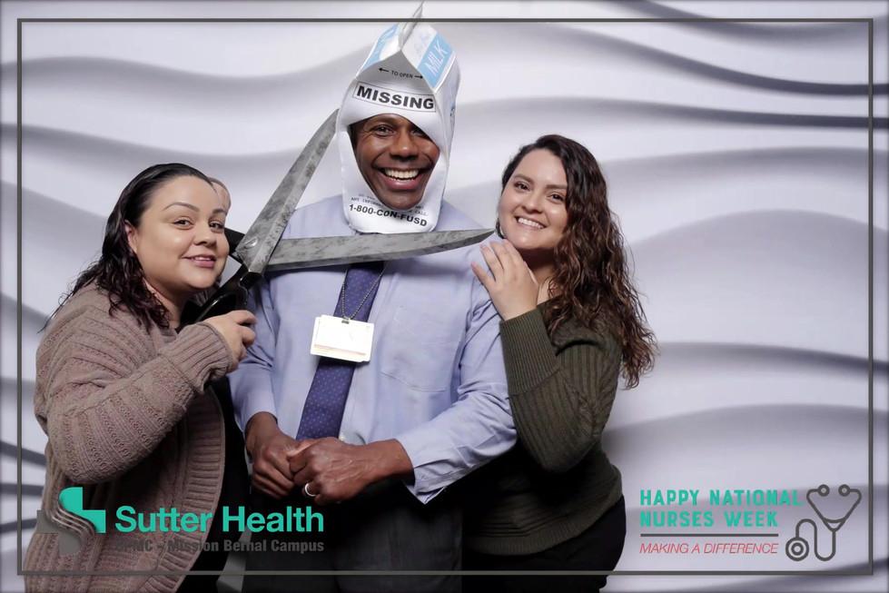 Nurses Week 2019 - Sutter Health CPMC Mission Bernal (GIFS)
