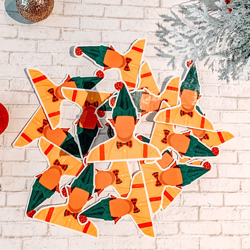 Dwight Christmas Sticker