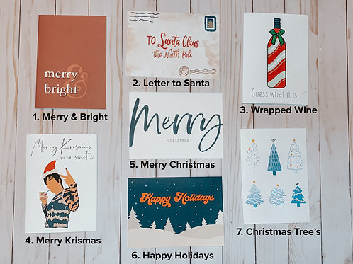 Holiday Card Bundle