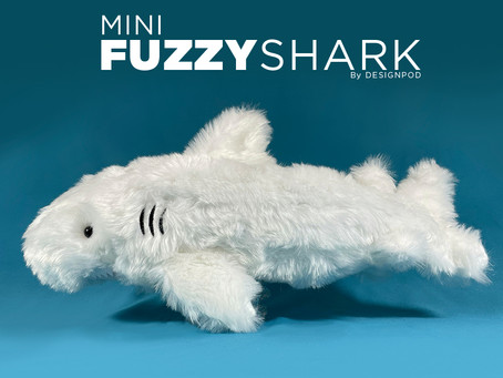 Tampa Bay Artist Launches Plush Toy on Kickstarter to Promote Shark Conservation