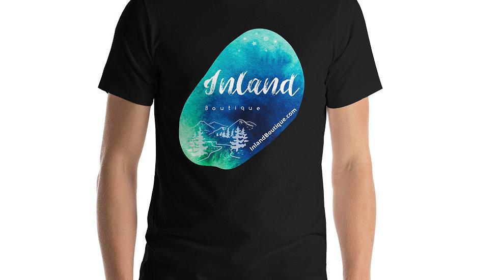 Inland Boutique Logo Short-Sleeve Unisex T-Shirt