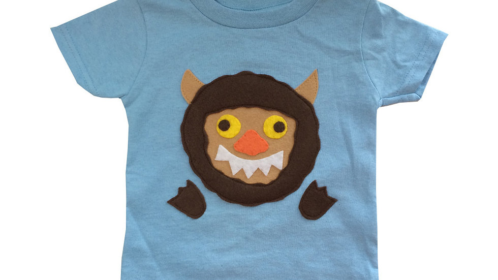 Wild Things Monster - Youth T-Shirt