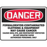 OSHA Training:  Hazard Communication vs. Formaldehyde