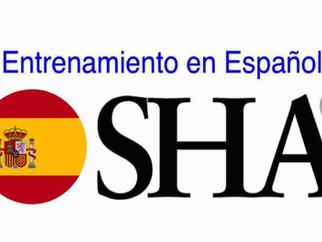 Spanish OSHA Training
