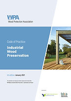 WPA Industrial Wood Presertvation Code o