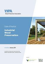 WPA Industrial Wood Presertvation Code o
