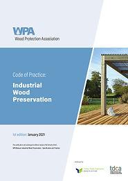 WPA Industrial Wood Preservation Code of