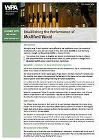 WPA MW2 Establishing performance of modi