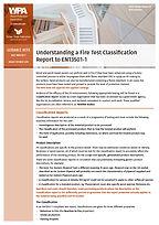 WPA.TTF Guidance Note - FR No.7 Test Cla
