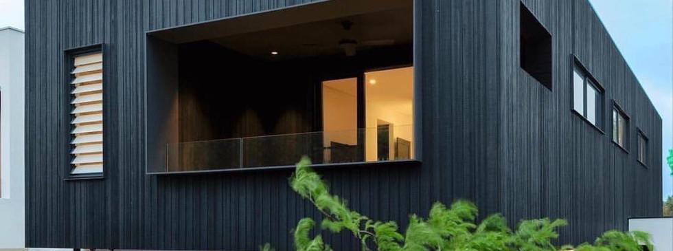 Black Box luxury home, Western Australia