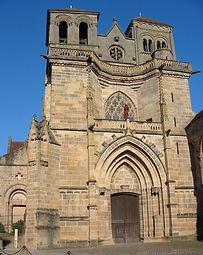 église de Souvigny
