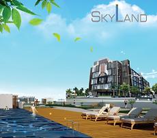 Skyland Condominium, Udon Thani