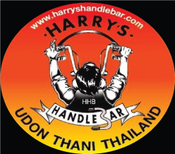 Udon Thani Business Index, Bars & Pubs, Harry's HandleBar